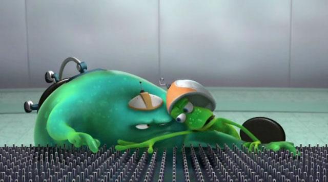 Lifted (2006, Pixar)