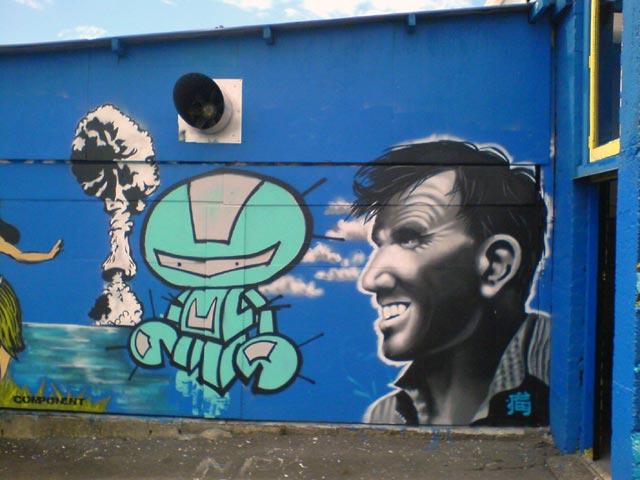 Sir Ed Street Art