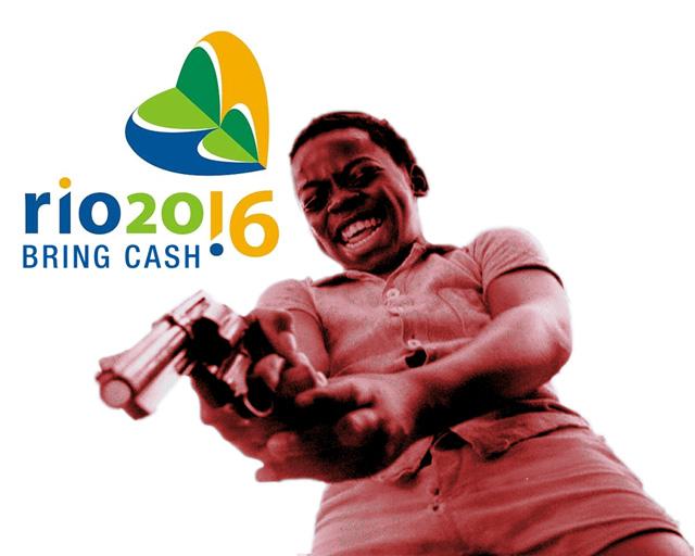 Rio 2016 - Bring Cash!